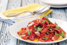 Vegetarian / Mouthwatering vegetarian recipes to awaken your tastebuds