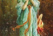pinturas descriptivas / se trata de ver la hermosura de la pintura