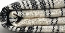 TEXTILES // RUGS + FABRIC / Everything lovely that is woven.  Rugs, fabric, and other textiles to make your home cozy and textured.