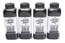 Cold Brew Coffee / We pride ourselves on our Cold Brew Coffee