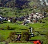 Cantabria and Asturias / Exploring the sandy beaches, rocky coves and the Picos de Europa