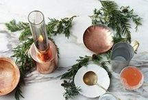 THE HOLIDAYS / Everything you need for modern and stylish holiday decorations.  Christmas, Thanksgiving, Valentine's Day, Halloween, Easter…you get the idea.
