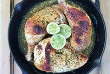 Chicken recipes / Food