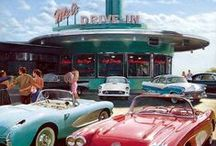 Wings & Wheels - Bird Ball 2015 / Inspiration for the Rock 'n' Roll bash of the summer! Whether you sport a bouffant or bob, flat-top or D.A., be a hipster and don your best threads, poodle skirts or peddle pushers, suspenders or saddle shoes, do your best Sandra Dee or Marilyn, James Dean or Elvis, and make the scene for a blast to the past!  Saturday, August 15th - get your tickets at www.normanbirdsanctuary.org