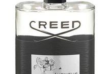Férfi parfümök / Kedvenc parfümjeim