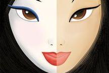 """La Disney tutta al femminile / """"Io amo Topolino più di qualsiasi donna che abbia mai conosciuto.""""   (cit. Walter Elias Disney)"""