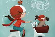 Illustrations for Childrens
