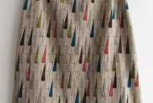 couture : jupe trapèze