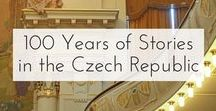 100 Years of Stories in the Czech Republic / The Official Pinterest Account for Czech Tourism: Czechia and Slovakia Celebrate 100 Years of Existence: 2018 is especially important for the Czech Republic – a hundred years ago, on 28 October 1918, independent Czechoslovakia was founded. It is no surprise that the year will bring a lot of celebrations, exhibitions and interesting events, many of which will take place in Prague. This Board is for articles and pins celebrating the past 100 years of our country's history.