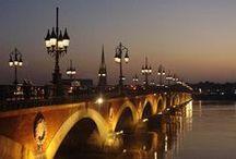 River Garonne / Ponts et Garonne / by Bordeaux Tourisme