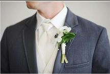 For the groom / Boutonnieres