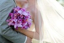 Orchids & Tropical weddings / Orchid blossoms and tropical touches