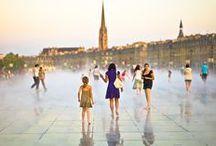 Water miror / Miroir d'eau / by Bordeaux Tourisme
