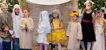 Christian Programs, Costumes and Events for Kids / Check out our ideas holiday skits, Bible skits, costumes and great events for Christian kids.