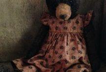 ours / un peu d'enfance !