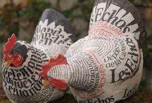 poules , cocottes et compagnie