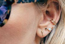 Jewelry / Earrings, necklaces, bracelets, rings