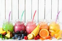Healthy Juices & Smoothies / A fuel for my thirsty body