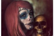 Make Up Skull Sugar / by Fuerza Fit Beauty