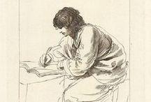 Francesco Bartolozzi /  disegnatore, pittore e incisore italiano   (Firenze, 25 settembre 1727 – Lisbona, 7 marzo 1815)