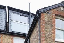 Dormer loft works / Loft conversion work projects - providing additional space and volume to properties throughout Sussex, Surrey and London