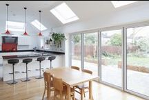 Traditional style rear Extension - New Malden / Modest rear extension to enhance an existing detached residential home