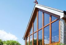 Rear Extensions / A collection of rear extension works from three eleven design covering Sussex, Surrey and London Areas