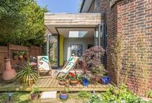 Side extensions / A collection of side extension projects covering Sussex, Surrey and London, designed Brighton Architects - Three Eleven Design'