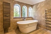 Bathrooms / Collection of contemporary / modern bathrooms from Three Eleven Design Ltd
