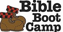 Bible Boot Camp 1 Day VBS / Bible Boot Camp 1 Day VBS from ChristianGamesandCrafts.com using the parable of the Good Samaritan to teach kids how to walk with God. This VBS program is FREE with a 1-year $60.00 subscription.