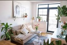 Living & Decor. / Living/sitting room and various decor inspiration.