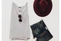 Clothes. / Outfit ideas, clothing lust, gems, jewels and footwear.
