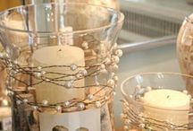 Candles and Oil Burners. / by Kay Manalis