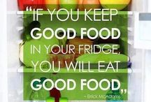 Healthy eating / Keep eating healthy!:)