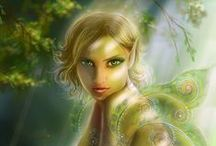 Fae & other magical creatures