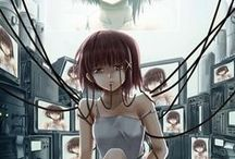 Anime, Manga, Cartoon, Drawings