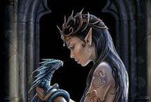 Magical 6: Elves, dwarfs, goblins, forest creatures