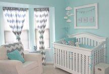 The twin's nursery...