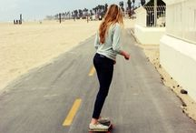Longboarding / I was obsessed before it was tumblr