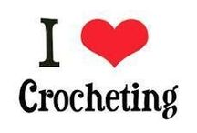 My World of Crochet / My World of Crochet ~~ to create  something with my hands to feel alive and complete.
