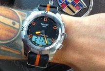 Customer Photos / Photos from our happy customers wearing our straps on their watches.