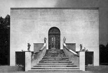 Architettura Moderna / maestri 1900