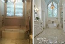Remodels - Before and After / Before and After