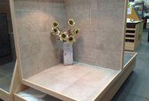 Tiles Expo / Tile Boutique Mandurah Displays / Our displays at work