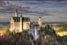 Neuschwanstein Castle, Munich / by Елена Иванова