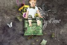 CT YELINA / digital scrapbooking