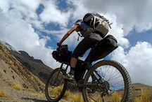 Bikepacking / Exploring new places by pedaling long distances through the mountains, totally self-supported, is the bikepacking mantra. Get the latest news, routes, and bikepacking gear info here!