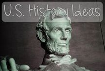 U.S. History Ideas / Do you teach US History? Then you're going to LOVE the ideas found at this board! American History will come to life with the resources, ideas, and free downloads you can get here! Teachers of 6th, 7th, 8th, 9th, 10th, 11th, and 12th grade will find great ideas and tips to make U.S. History the easiest class they've ever taught! Stick around!!