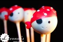 Cake Pop Inspiration / All about cake pops!