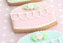 Decorated Cookie | Dekorierte Plätzchen / Decorated cookies for birthdays, special events, and holidays.